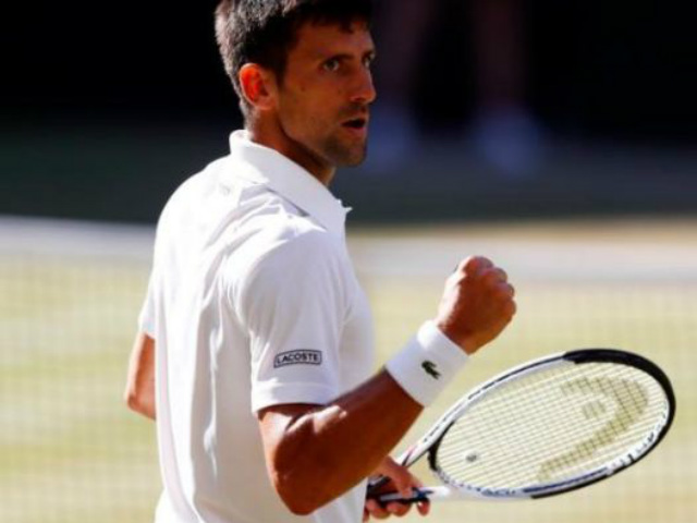 Djokovic - Gulbis: Tâm lý chiến đáng nể (Vòng 3 Wimbledon)