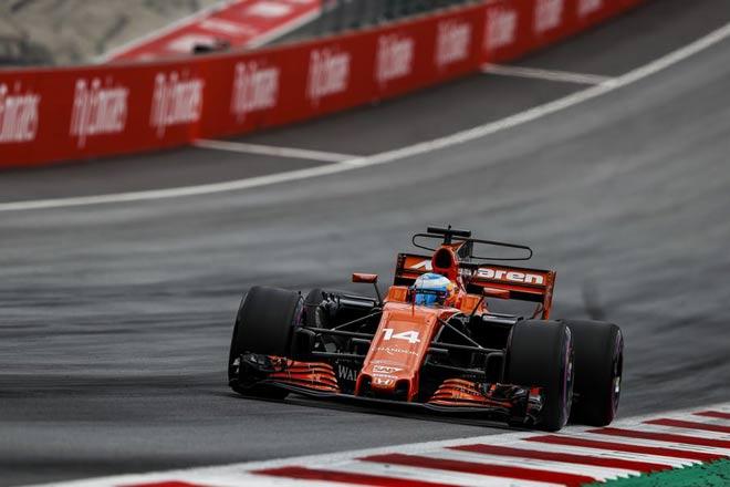 Đua xe F1, phân hạng Austrian GP: Căng như dây đàn - 2