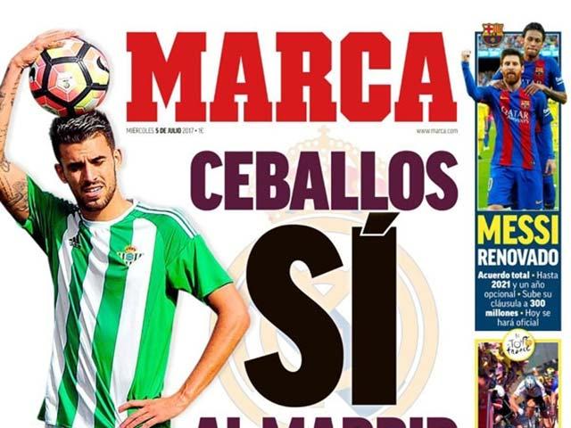 """Real đón """"tiểu Iniesta"""", Barca thua La Liga từ vòng gửi xe"""