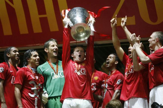 Rooney rời MU: Phút cuối vẫn hy sinh cho tình yêu vĩnh cửu - 1