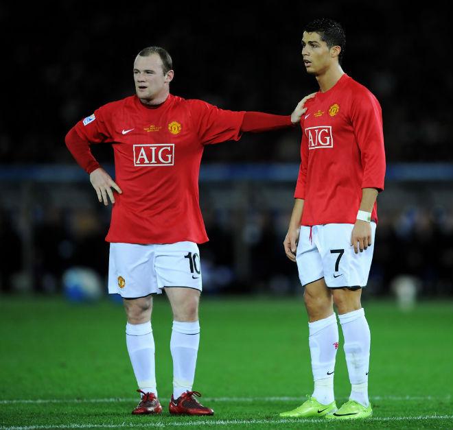 Rooney rời MU: Phút cuối vẫn hy sinh cho tình yêu vĩnh cửu - 2