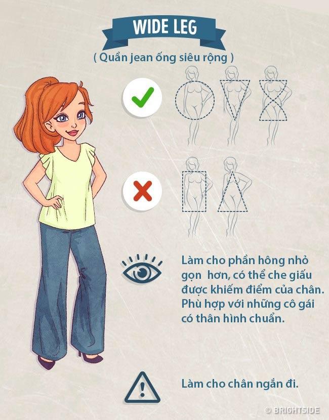 Béo ú hay gầy đét, nhớ điều này bạn sẽ chọn được quần jean ưng ý - 11