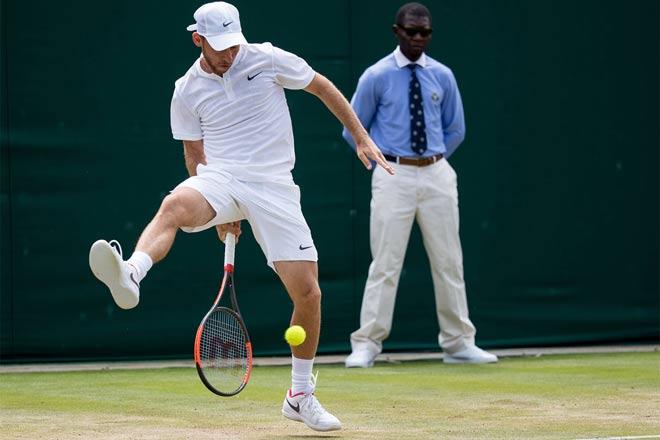 Tin nóng Wimbledon ngày 7: Federer lại nịnh vợ Mirka - 5