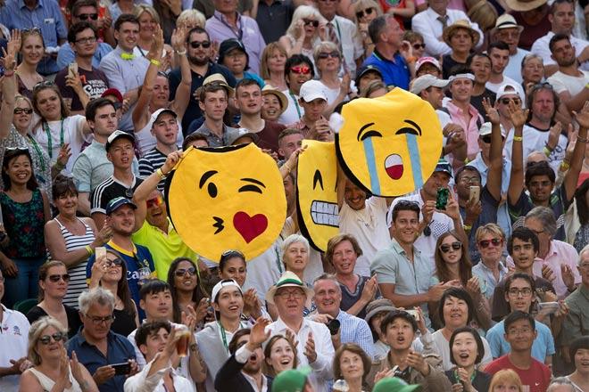 Tin nóng Wimbledon ngày 7: Federer lại nịnh vợ Mirka - 6