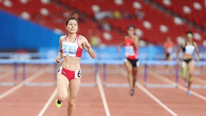 Nguyễn Thị Huyền giành HCV châu Á, phá kỷ lục SEA Games - 1