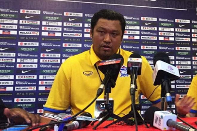 Thái Lan sẽ chơi thứ bóng đá thực dụng ở SEA Games - 1