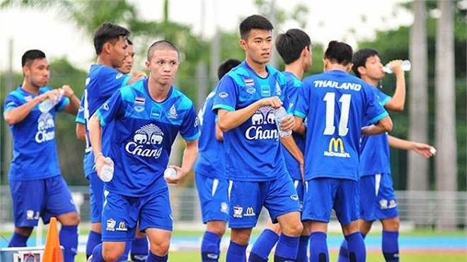 Thái Lan sẽ chơi thứ bóng đá thực dụng ở SEA Games - 2