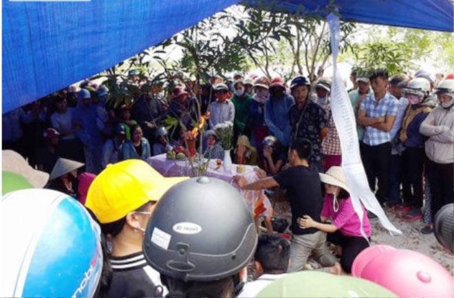 Vụ cháu bé mất tích ở Quảng Bình: Công an khẳng định cháu Nghĩa bị sát hại - 2