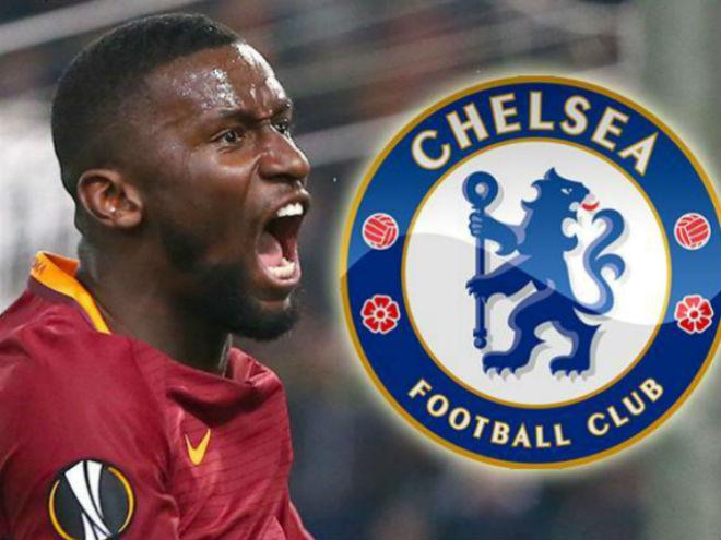 Tin HOT bóng đá tối 9/7: Rudiger đến Chelsea kiểm tra y tế - 1