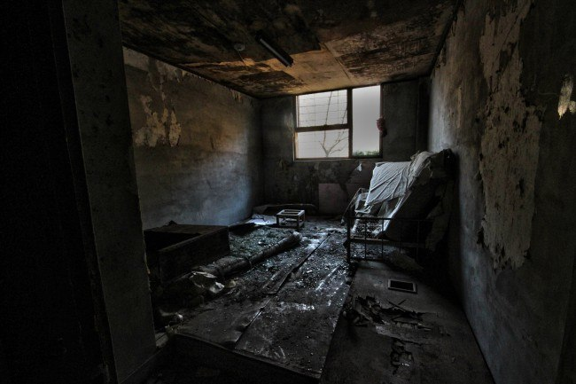 Săn ma trong bệnh viện tâm thần bỏ hoang tại Hàn Quốc - 5