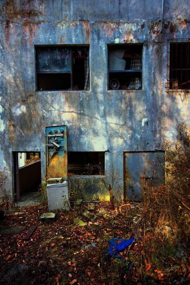 Săn ma trong bệnh viện tâm thần bỏ hoang tại Hàn Quốc - 6