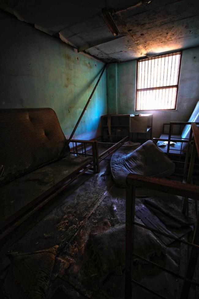 Săn ma trong bệnh viện tâm thần bỏ hoang tại Hàn Quốc - 7