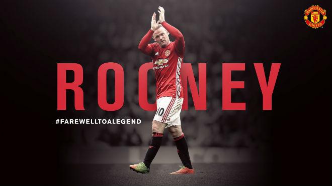 Rooney CHÍNH THỨC rời MU: Tình yêu 13 năm khép lại - 3