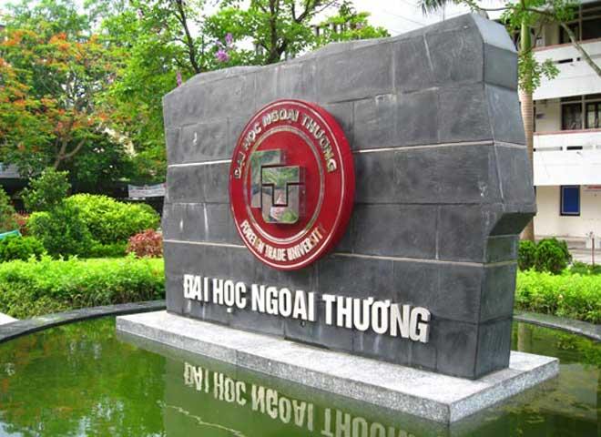 Điểm chuẩn Trường ĐH Ngoại thương năm 2017 dự kiến tăng - 1