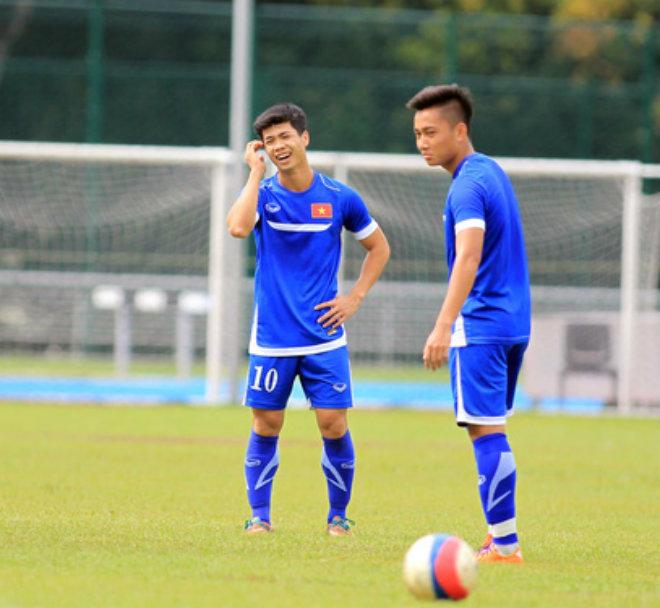 """U23 Việt Nam: """"Truyền nhân"""" của Văn Quyến chính thức trở lại - 1"""