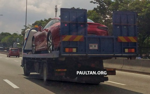 Lexus LC 500 xuất hiện tại Malaysia, sắp về Việt Nam - 2