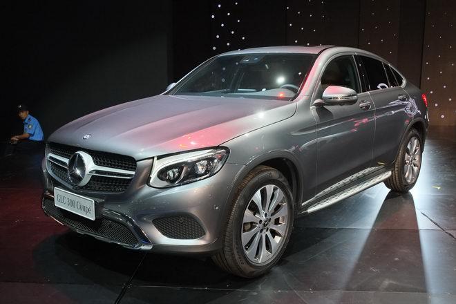 Mercedes GLC 300 Coupe giá 2,89 tỷ đồng tại Việt Nam - 2