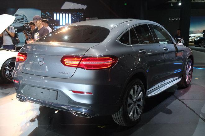 Mercedes GLC 300 Coupe giá 2,89 tỷ đồng tại Việt Nam - 3