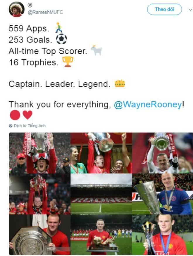 Rooney trở về Everton, Fan MU nức nở chia tay huyền thoại - 3