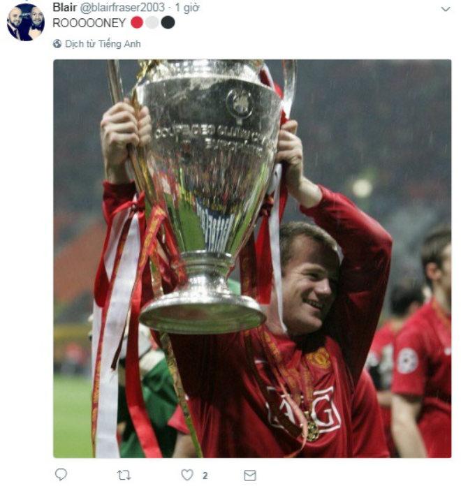 Rooney trở về Everton, Fan MU nức nở chia tay huyền thoại - 6