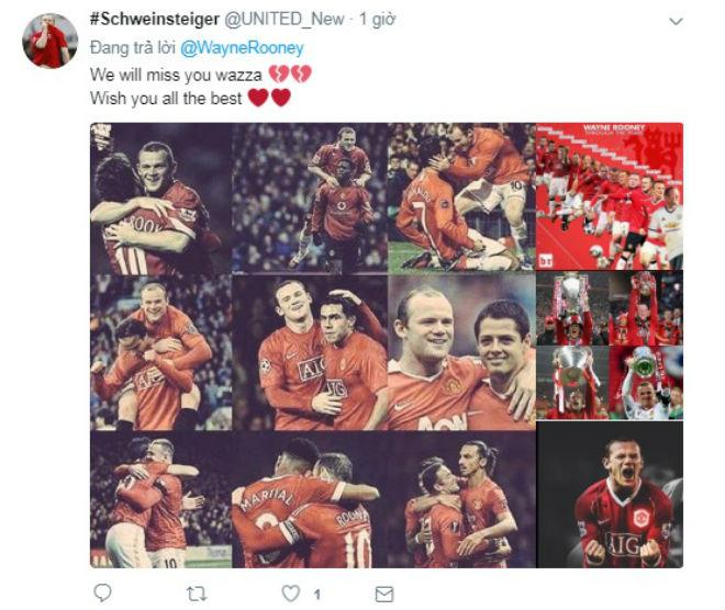 Rooney trở về Everton, Fan MU nức nở chia tay huyền thoại - 9