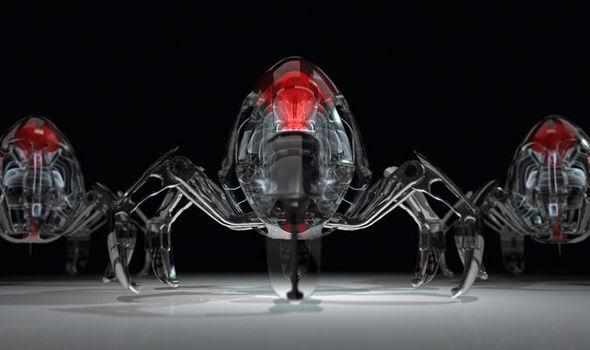 Robot tự nhân bản có thể nuốt chửng Trái đất trong 52 giờ - 1