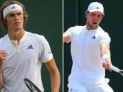 Thể thao - Wimbledon ngày 6: Vui buồn chia nửa nhà Zverev, Kerber thoát hiểm