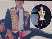 Sao nam Hàn ngượng chín mặt vì nhảy sung tới mức rách quần