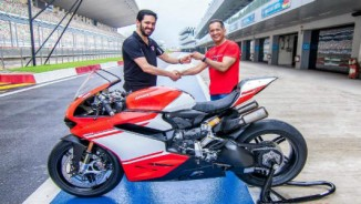 Ducati 1299 Superleggera giá gần 4 tỷ đồng vừa có chủ
