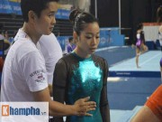 SEA Games: Khoảng trống phía sau  Nữ hoàng  thể dục Hà Thanh