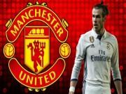 Bóng đá - Chuyển nhượng Real 9/7: Bale chỉ muốn đến MU