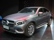 Xe xịn - Mercedes GLC 300 Coupe giá 2,89 tỷ đồng tại Việt Nam