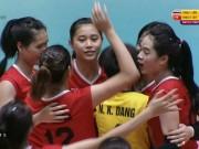 Thể thao - Tuyển trẻ Việt Nam - Tuyển trẻ Thái Lan: Nghẹn ngào màn rượt đuổi (Bóng chuyền VTV Cup)
