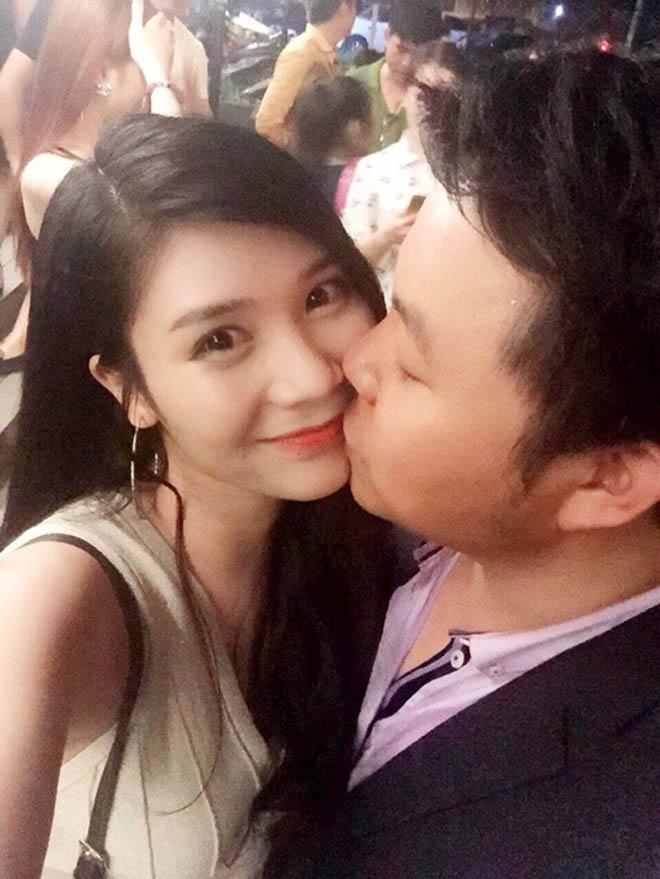"""Lộ ảnh nhạy cảm, Quang Lê """"âm thầm"""" chia tay bạn gái 9x? - 2"""