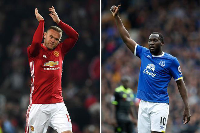 "Rooney rời MU: ""Bom tấn"" Lukaku có ""mặc vừa"" áo số 10? - 1"
