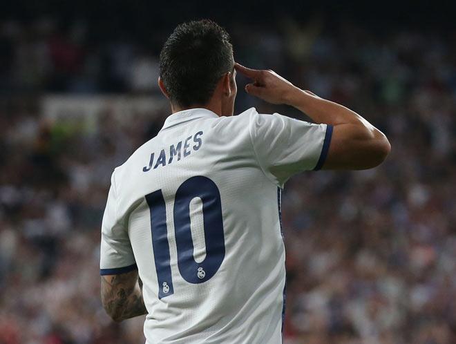 Chuyển nhượng Real 10/7: James đòi đi trong 48 giờ tới - 1