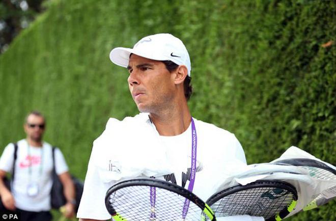 """Tin nóng Wimbledon ngày 8: Federer """"dọa"""" Nadal, Djokovic - 15"""