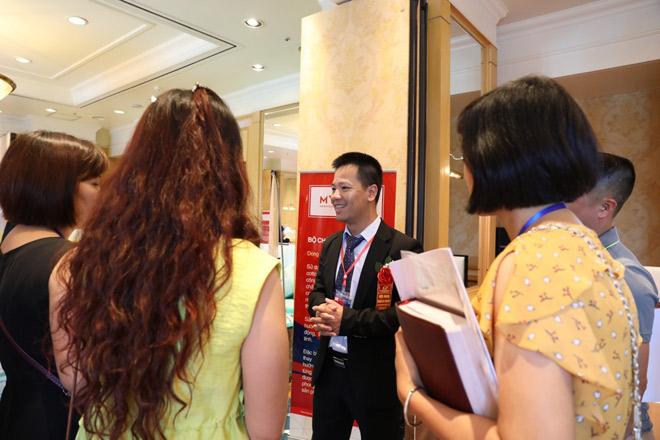Hanvico ra mắt BST chăn ga gối đệm trong Hội nghị khách hàng 2017 - 4