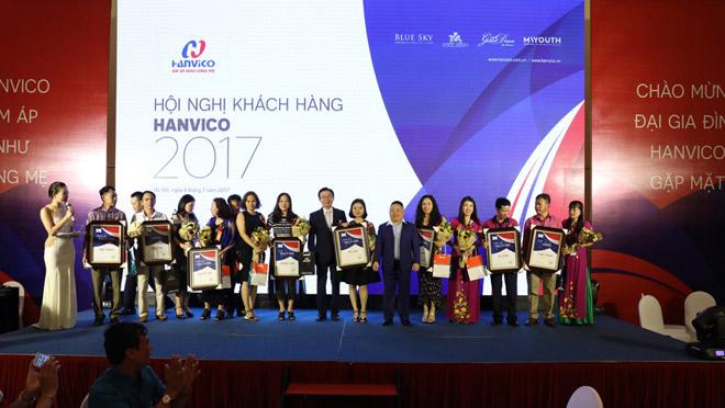 Hanvico ra mắt BST chăn ga gối đệm trong Hội nghị khách hàng 2017 - 5