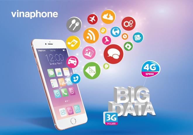 VinaPhone ra mắt gói cước 3G, 4G siêu rẻ! - 1