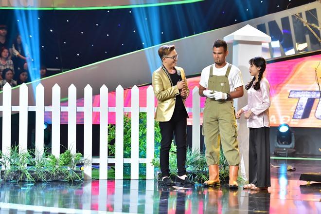 Vừa mổ khối u, Phan Thanh Bình lại khiến khán giả rơi nước mắt - 2