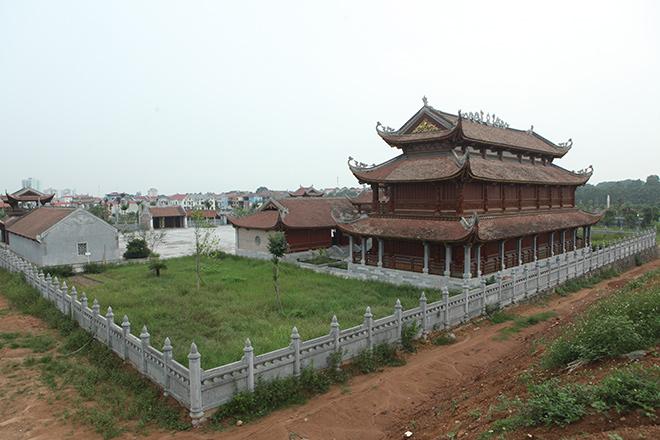 Hình ảnh mới nhất về Văn Miếu gần 300 tỷ đồng ở Vĩnh Phúc - 1
