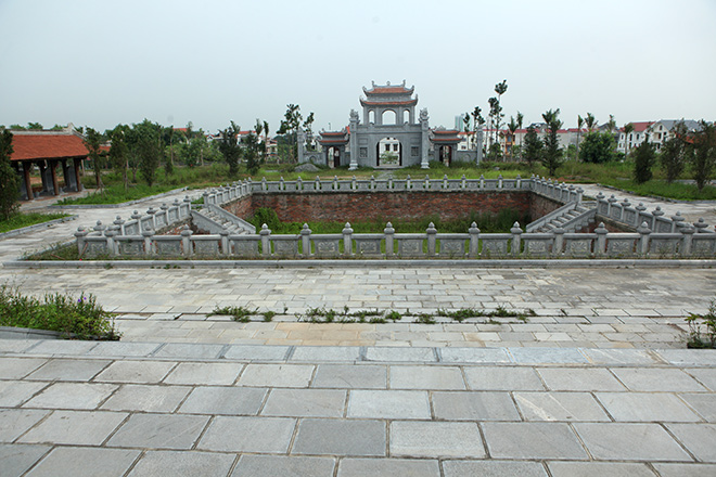 Hình ảnh mới nhất về Văn Miếu gần 300 tỷ đồng ở Vĩnh Phúc - 4