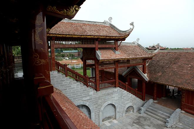 Hình ảnh mới nhất về Văn Miếu gần 300 tỷ đồng ở Vĩnh Phúc - 8