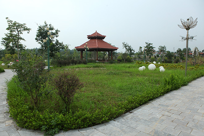 Hình ảnh mới nhất về Văn Miếu gần 300 tỷ đồng ở Vĩnh Phúc - 14