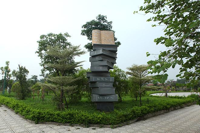 Hình ảnh mới nhất về Văn Miếu gần 300 tỷ đồng ở Vĩnh Phúc - 15