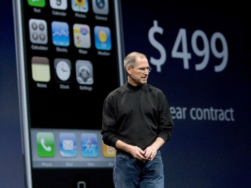 Nhìn lại khoảnh khắc Steve Jobs làm thay đổi thế giới - 4