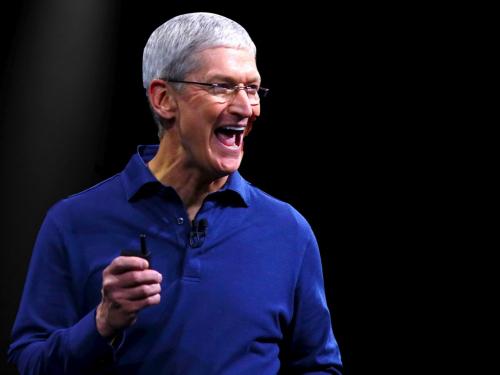 Nhìn lại khoảnh khắc Steve Jobs làm thay đổi thế giới - 10