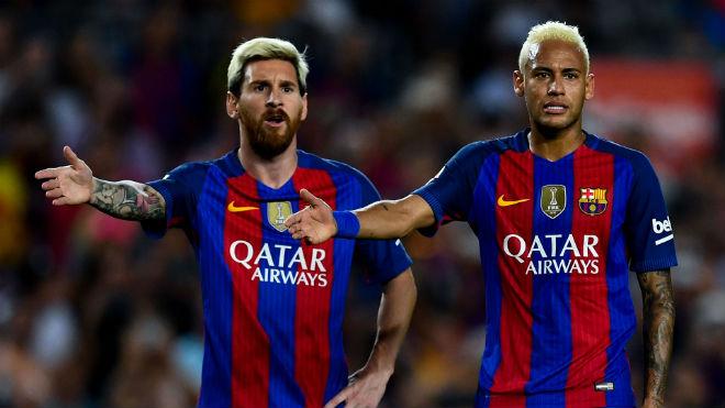 """Barca """"án binh bất động"""": Messi nản lòng, Neymar phát cáu - 2"""