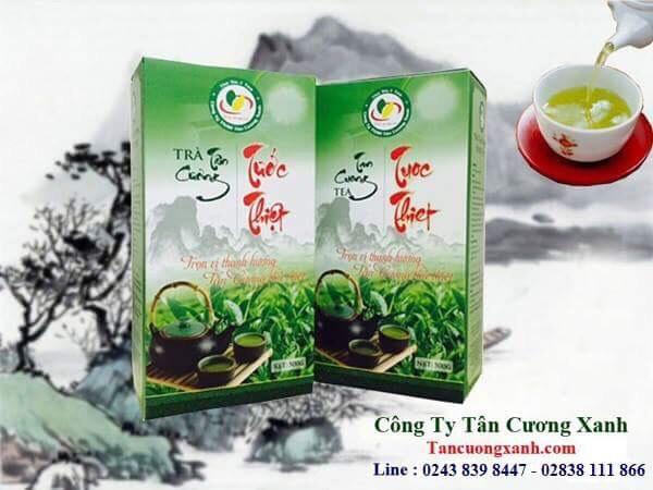 Hệ thống cửa hàng trà Thái Nguyên ngon - công ty TNHH Tân Cương Xanh - 3